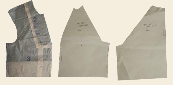 McCall's M8090 Marina dress pattern hack Love Sewing 95 #sewrecreatethelook pattern hack