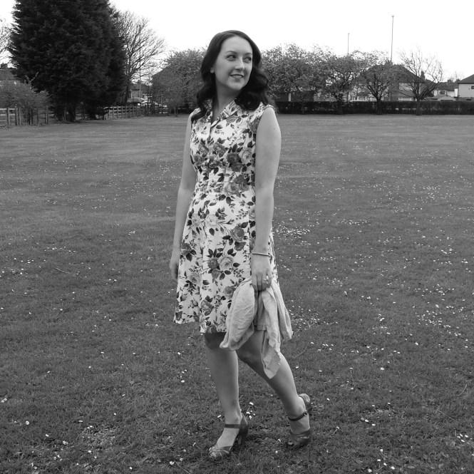 Almond rock v9127 #dresslikeyourgrandma #vintage pledge