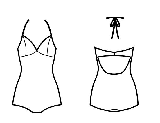 almond rock funki fabrics ohhh lulu abigail swimsuit