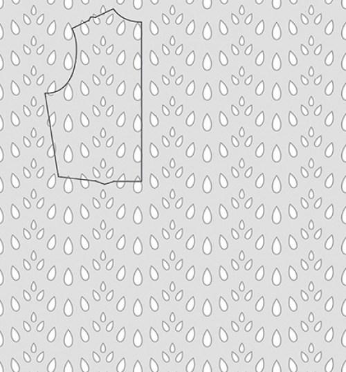 Almond rock new York mood fabrics cotton eyelet by hand London Anna dress pattern matching sewing