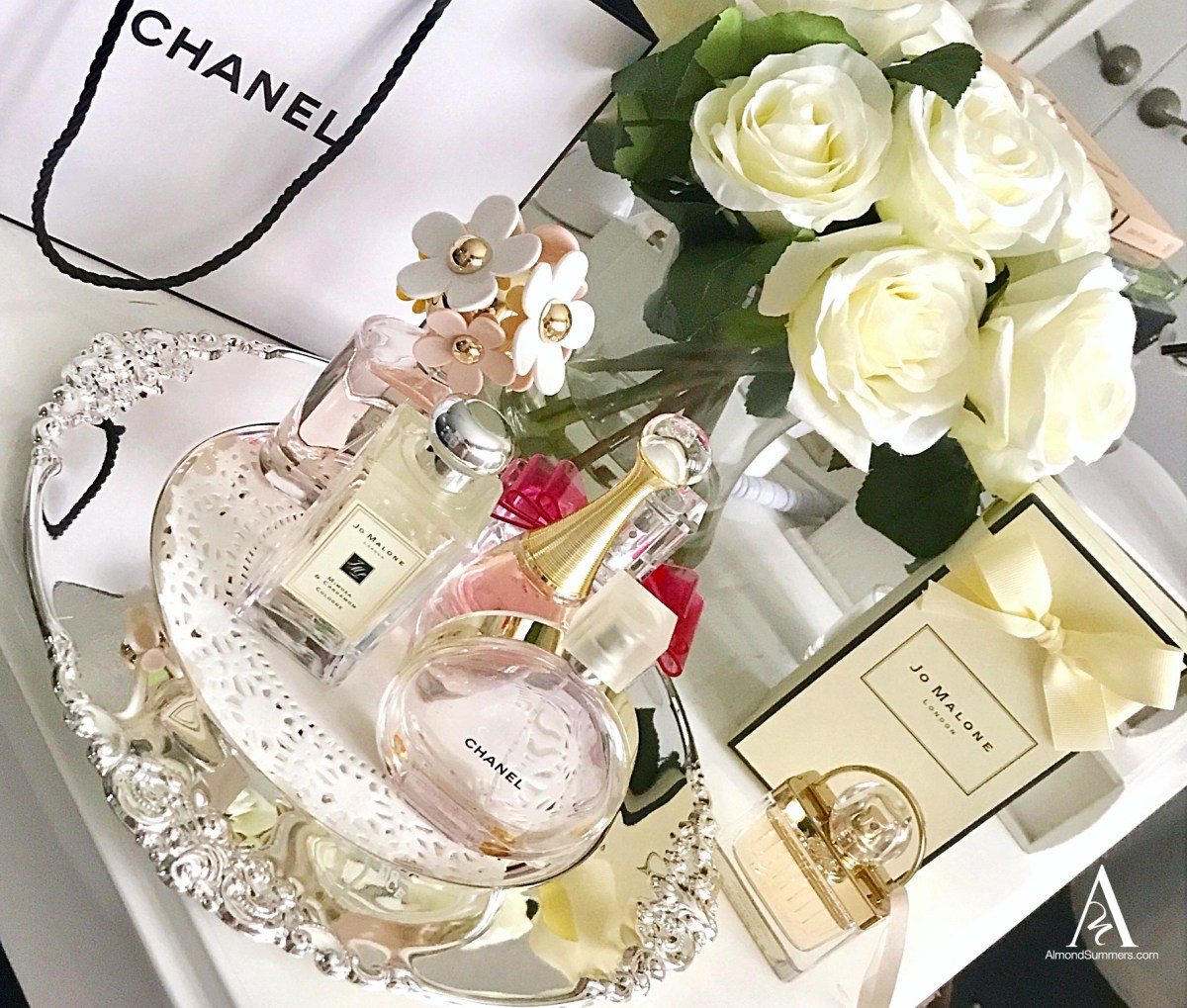Best Fresh Scent Perfumes 2018 Reviews Floral Perfumes For Women