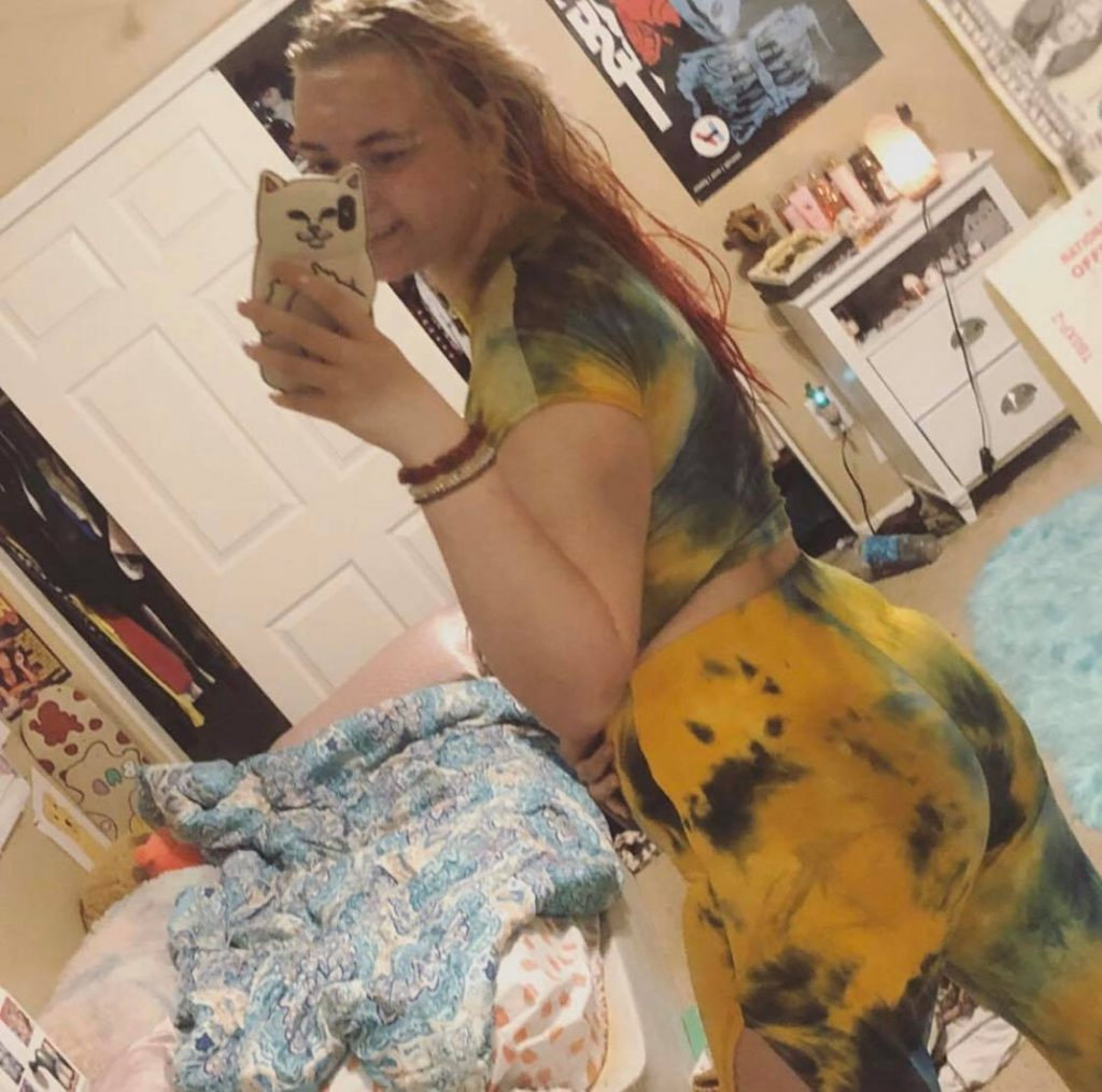 420 girl pajamas for hippie chicks