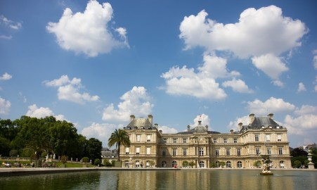 Paris (63) - Jardin du Luxembourg