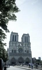 Paris (31) - notre dame