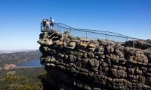 Grampians national park - the pinnacles