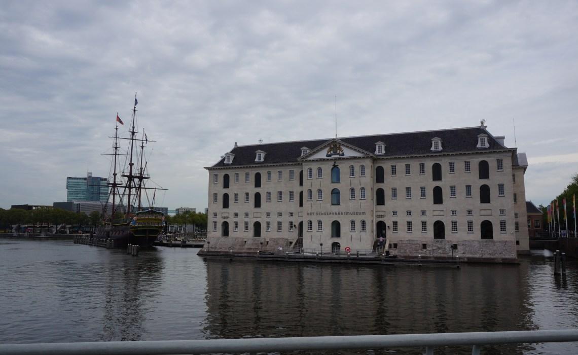 Almost Diplomatic - carolific - Diplomat's Wife - Travel - Amsterdam - Ship Museum - Maritime Museum - Het Schreepvart Museum