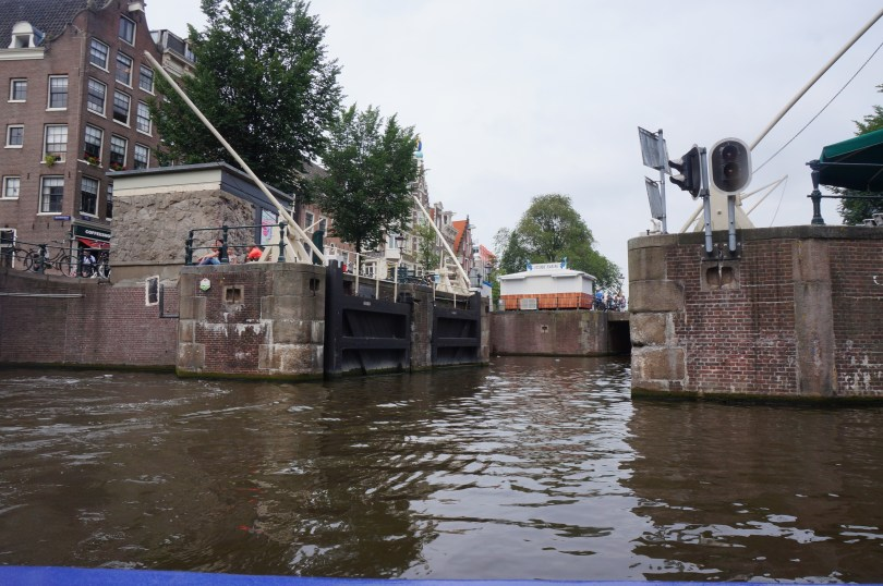 Almost Diplomatic - carolific - Diplomat's Wife - Travel - Amsterdam - Canal Cruise