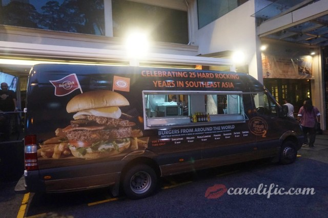 Hard Rock Cafe, Hard Rock Kuala Lumpur, Hard Rock, Burger, Hollywood Burger, Promotion, Special Menu, World Burger Tour, 2016