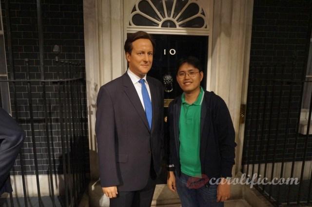 London, Travel, Europe, Britain, UK, United Kingdom, Madame Tussauds, Madame Tussauds London, David Cameron,