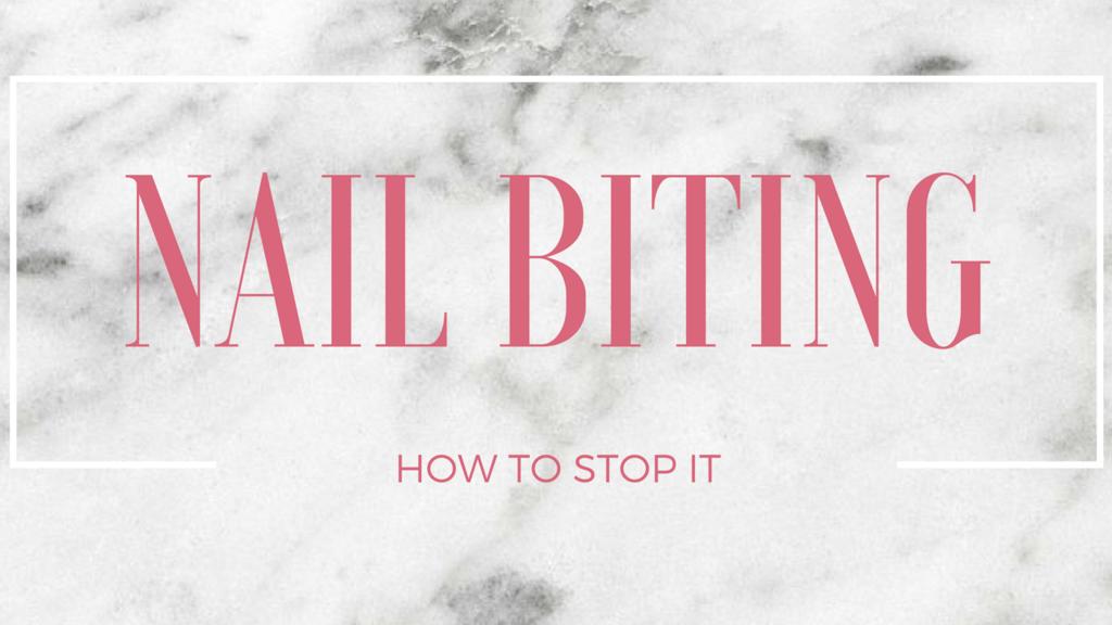 Nail Biting, Stop Nail Biting, Althea, Althea Korea,