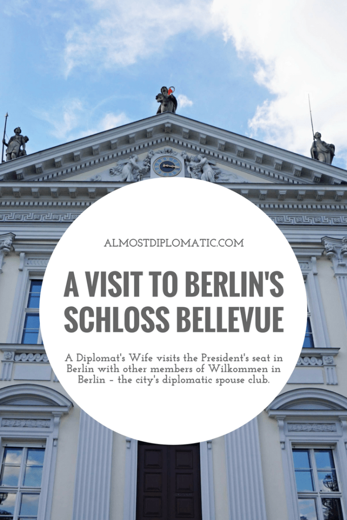 A Visit to Berlin's Schloss Bellevue - Almost Diplomatic