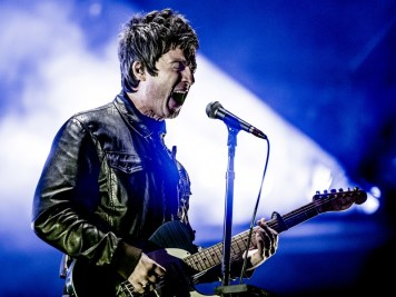 Noel Gallagher's High Flying Birds (Photo Credits: NRC)