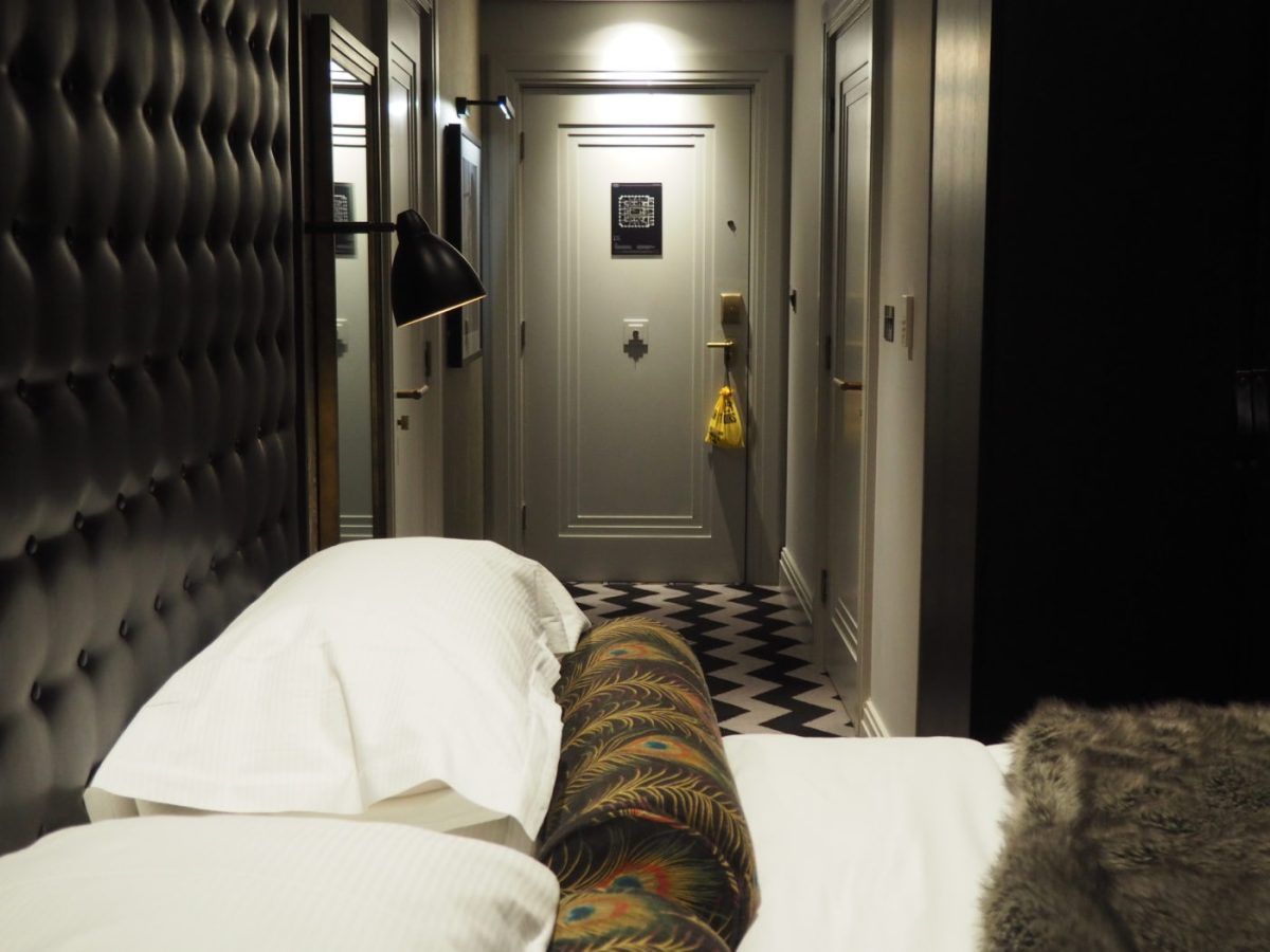 Review: Hotel Gotham in Manchester