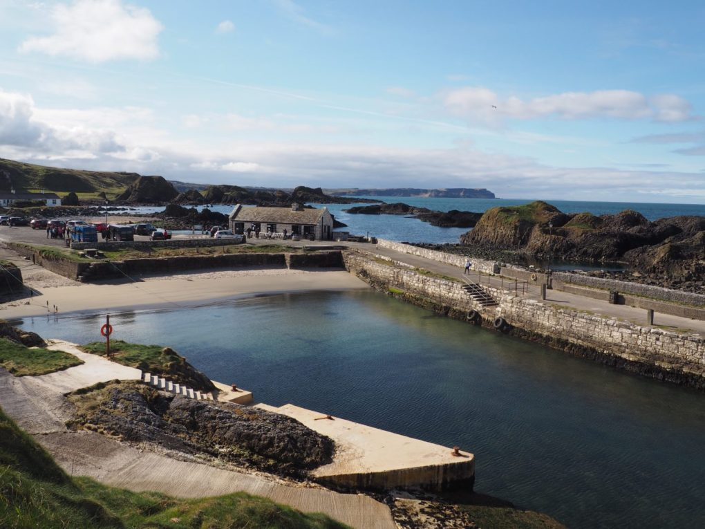Ballintoy Harbour is one of the Game of Thrones Film Locations in Northern Ireland