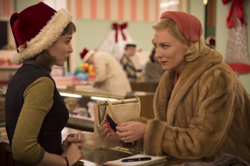 Carol is a Christmas movie made for the Scrooges and Grinches of the world! | almostginger.com