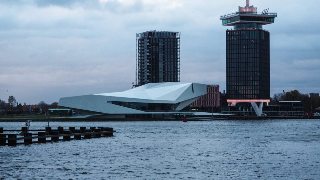 Read all about my experience of the EYE Film Museum and Cinema in Amsterdam   almostginger.com