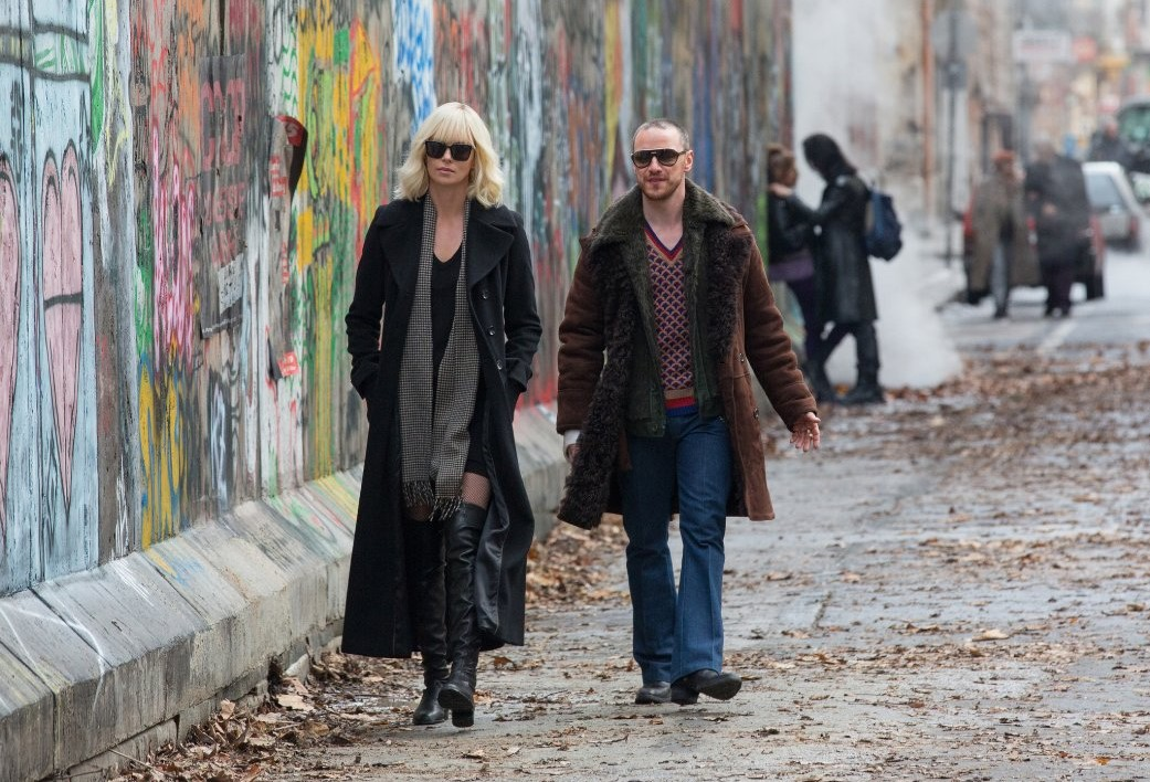 Atomic Blonde Film Locations in Berlin