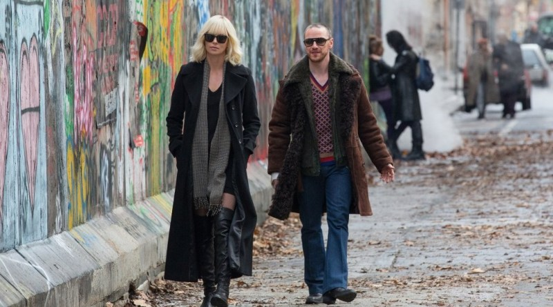Atomic Blonde Film Locations in Berlin, Germany | Berlin Filming Locations in Atomic Blonde | Hollywood film set in 1980s Berlin, Germany Film Locations | almostginger.com