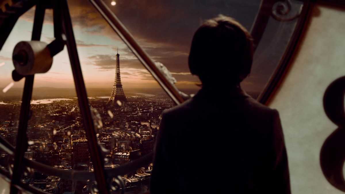 Martin Scorsese's Hugo Film Locations in Paris