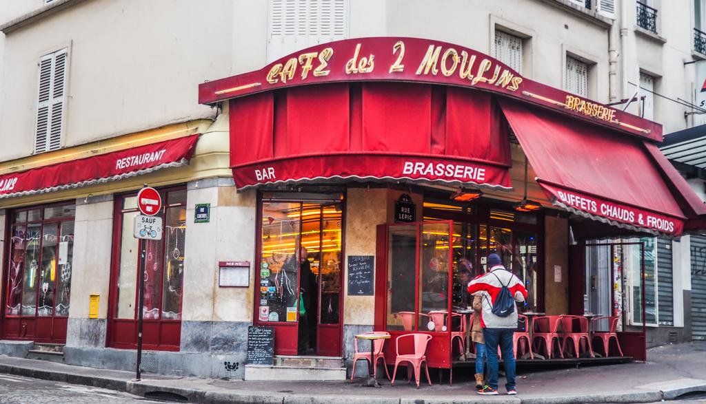 Amélie Film Locations in Paris, France