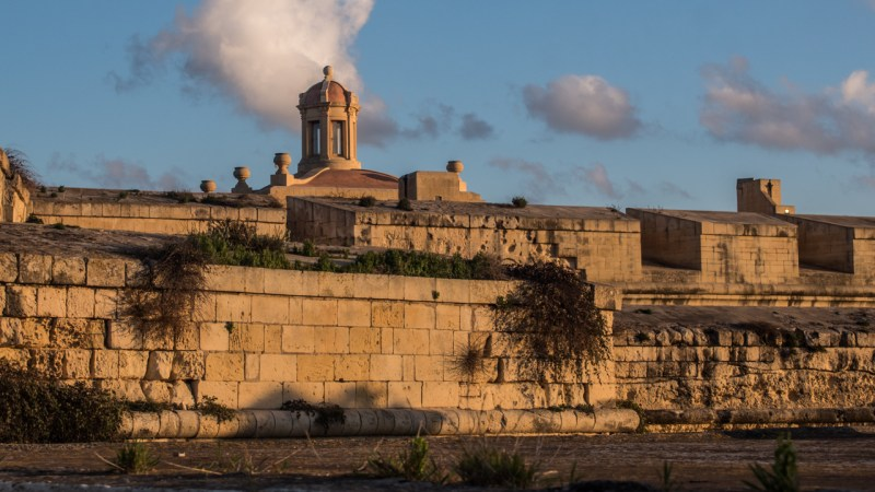 Game of Thrones Film Locations in Malta | Game of Thrones Filming Locations | Malta Filming Locations | Game of Thrones in Mdina, Malta featuring St Dominic's Church, Fort Manoel, Fort St Angelo, and many more | almostginger.com
