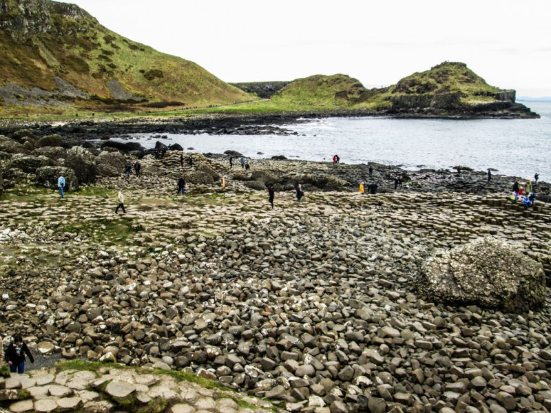 Visiting Giant's Causeway in Northern Ireland: An Easy Guide | almostginger.com