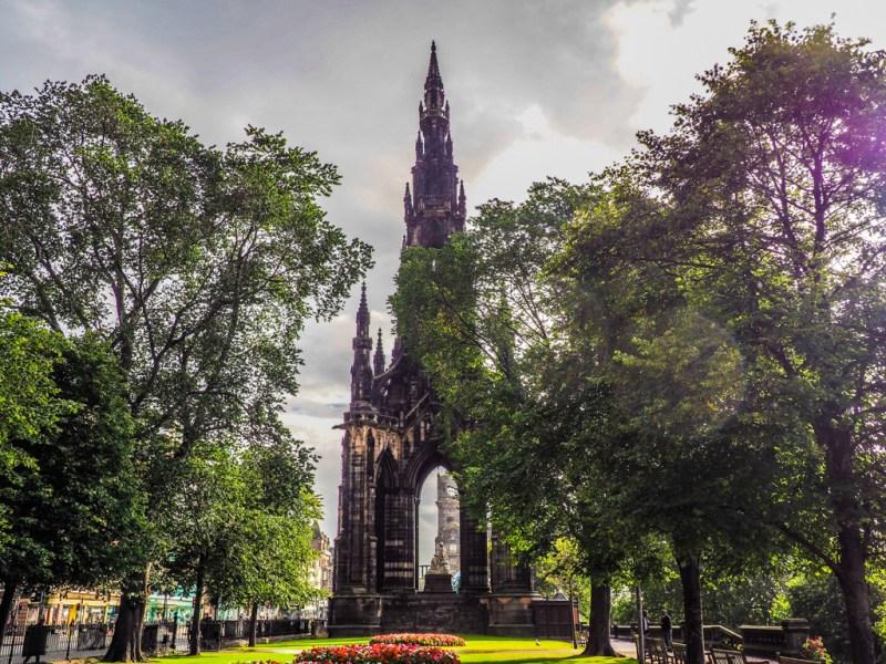 Hollywood Film Locations in Edinburgh: Cloud Atlas, Avengers & More! | almostginger.com