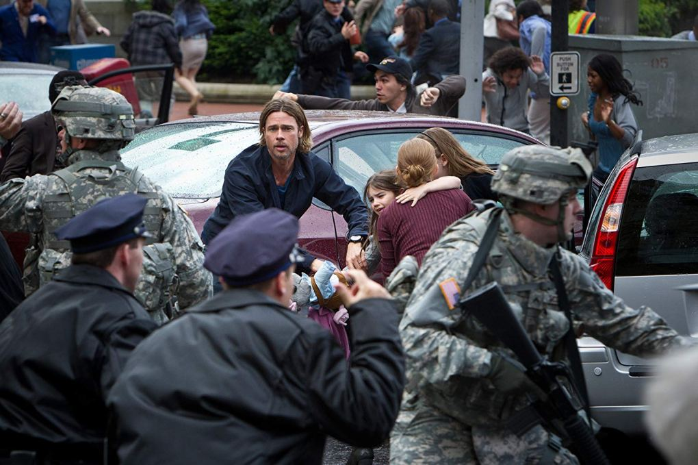 Hollywood Film Locations in Glasgow: World War Z, The Wife & More! | almostginger.com