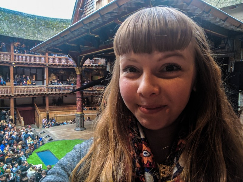 Visiting Shakespeare's Globe Theatre in London: A Quick Guide | almostginger.com