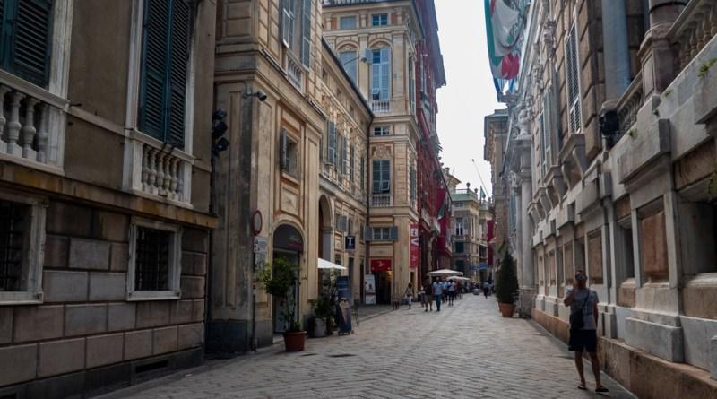 A Summer in Genoa/Genova Film Locations in Genoa | almostginger.com