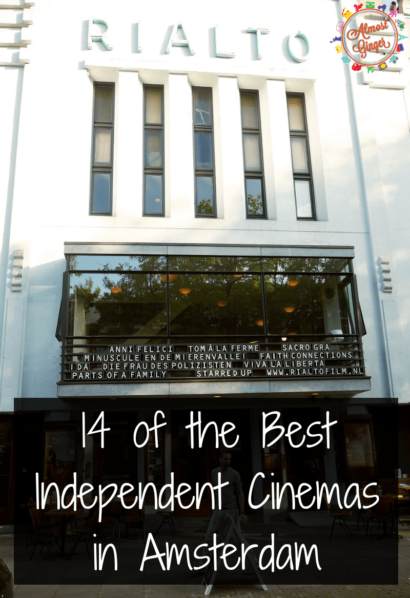 14 of the Best Arthouse/Independent Cinemas in Amsterdam | Amsterdam Cinemas | Arthouse Cinemas in Amsterdam | Amsterdam film | filmtheater Amsterdam | almostginger.com