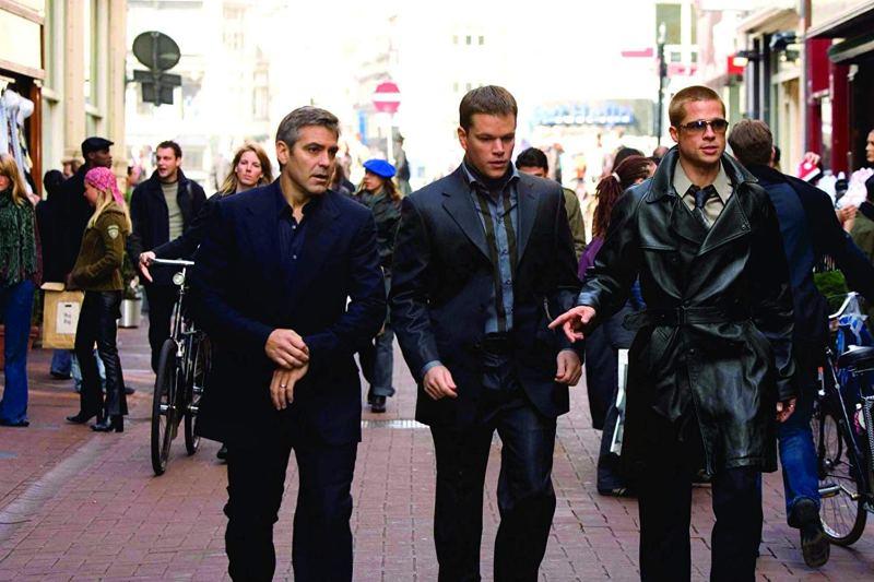 21 Films Set in Amsterdam to Watch Before Visiting including Ocean's Twelve | almostginger.com