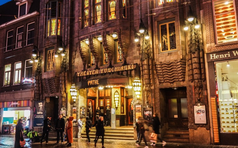 5 Things to do in Amsterdam for Film Lovers | almostginger.com