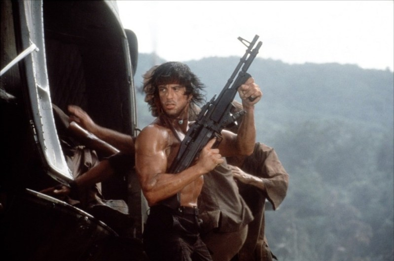 30 Films Set in Thailand to Watch Before Visiting including Rambo: First Blood Part II | almostginger.com