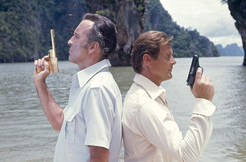 30 Films Set in Thailand to Watch Before Visiting including The Man with the Golden Gun | almostginger.com