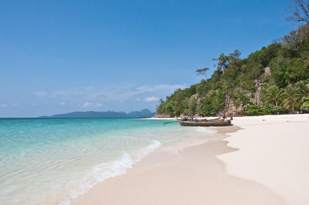 Bamboo Island, Krabi in Thailand
