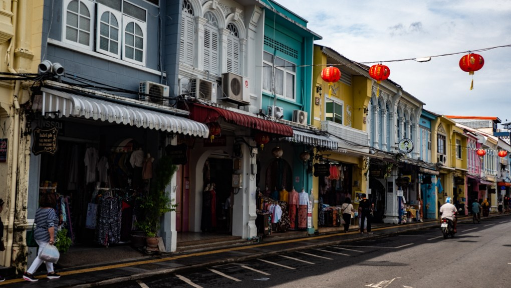 Things to do in Phuket Town, Thailand: One Day Guide | almostginger.com