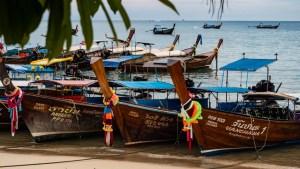 2 Days in Koh Phi Phi, Thailand: Tours, Bars & The Village | almostginger.com