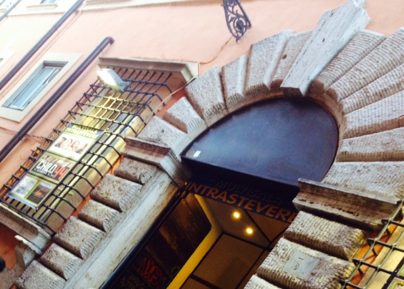 Cinema Intrastevere, one of the Best Arthouse/Independent Cinemas in Rome, Italy
