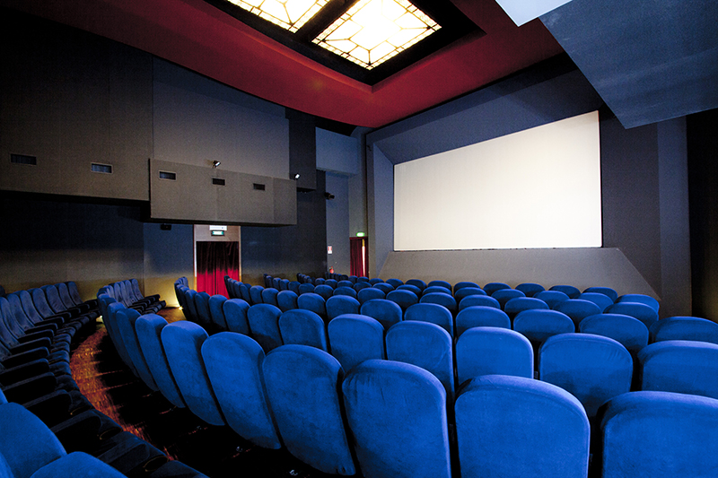 Nuovo Olimpia, one of the Best Arthouse/Independent Cinemas in Rome, Italy