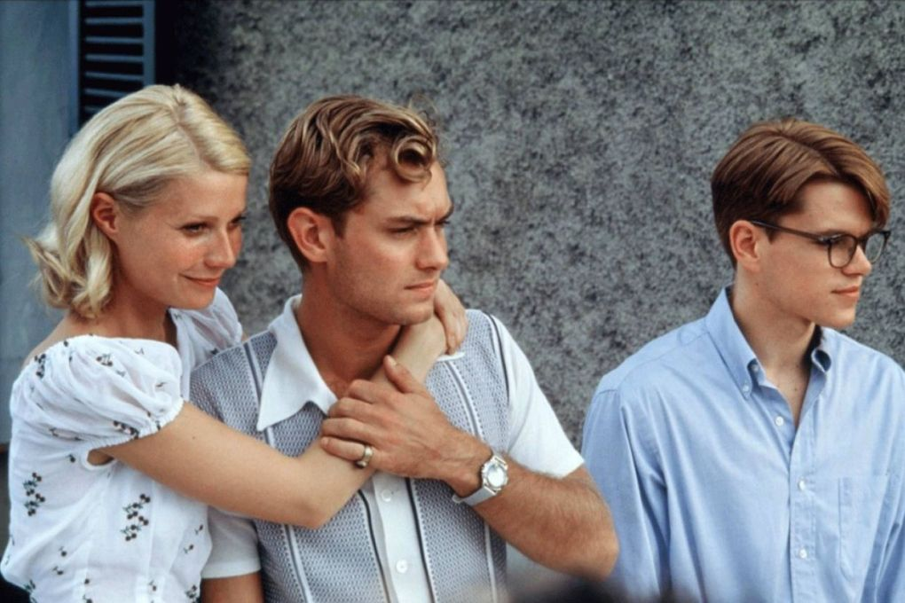 The Talented Mr. Ripley, one of the top films set in Italy