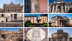 The Ultimate Guide to Rome Filming Locations | almostginger.com