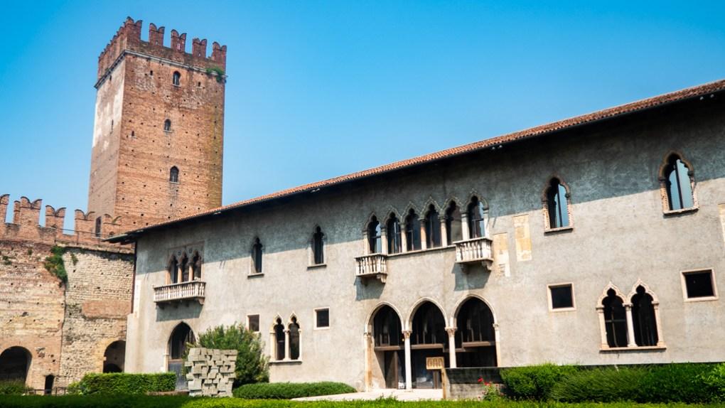 Castelvecchio Museum in Verona, Italy, 24 hours in Verona