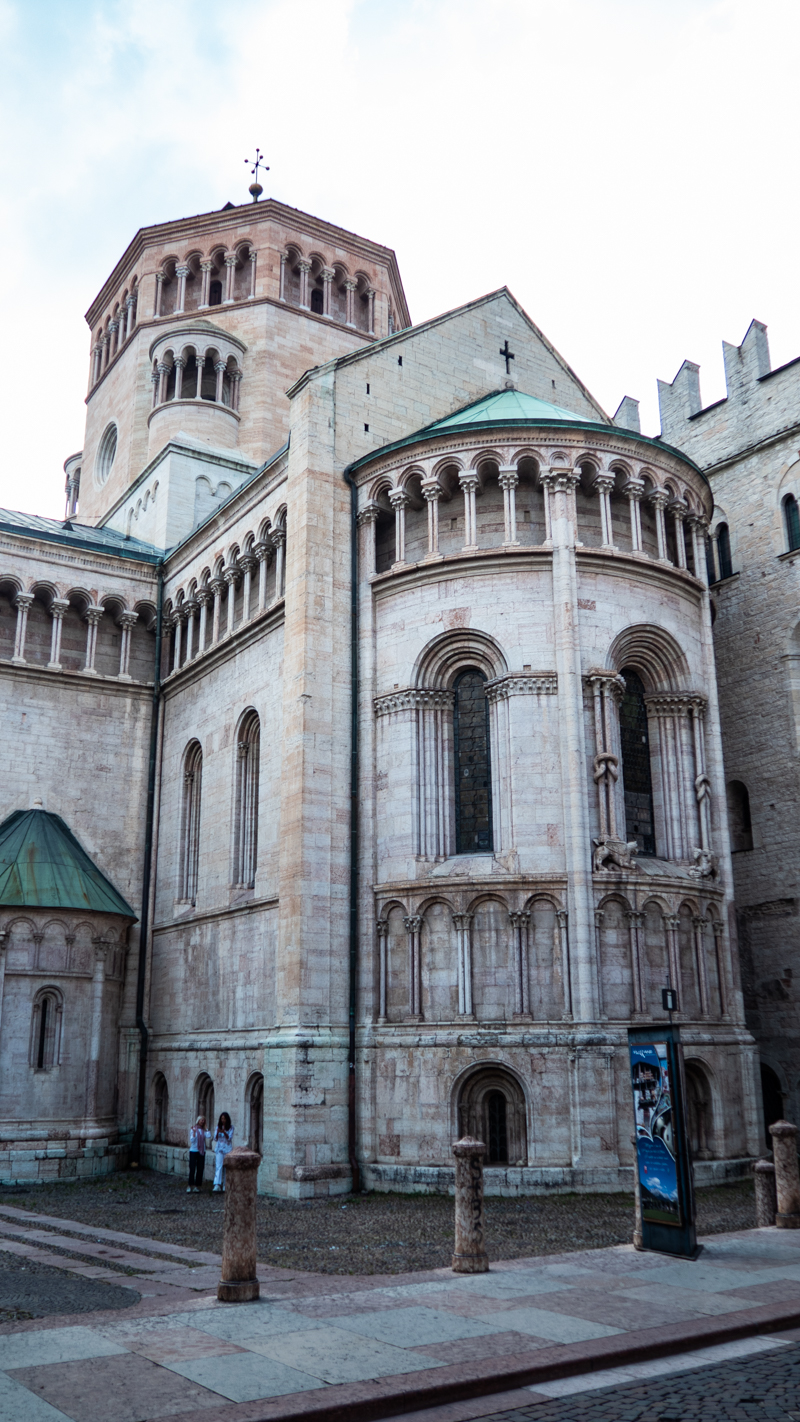 Cattedrale di San Vigilio in Piazza Duomo, Trento in Italy, one of the top things to do in Trento