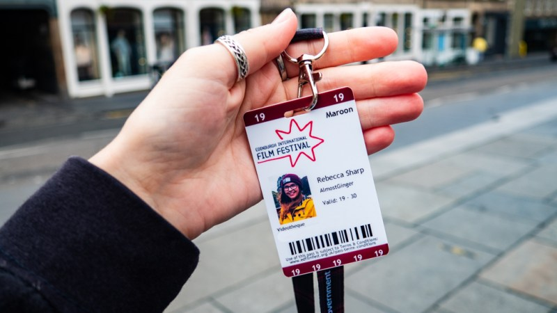 Edinburgh International Film Festival 2019 Press Pass
