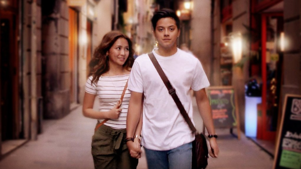 Barcelona: A Love Untold, one of the top films set in Barcelona, Spain