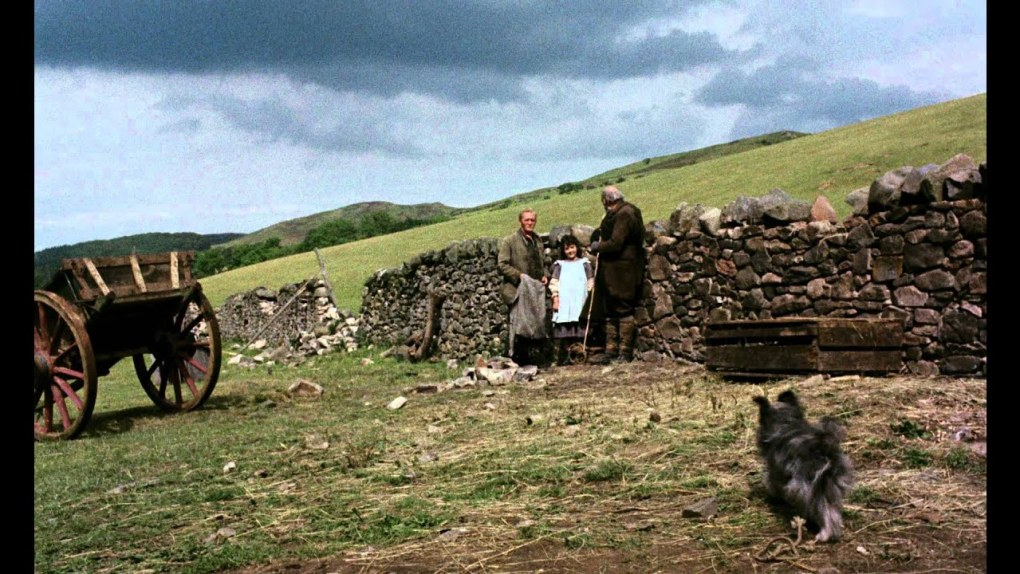 Greyfriar's Bobby, one of the top films set in Edinburgh
