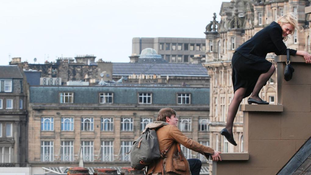 Mister/Hallam Foe, one of the top films set in Edinburgh