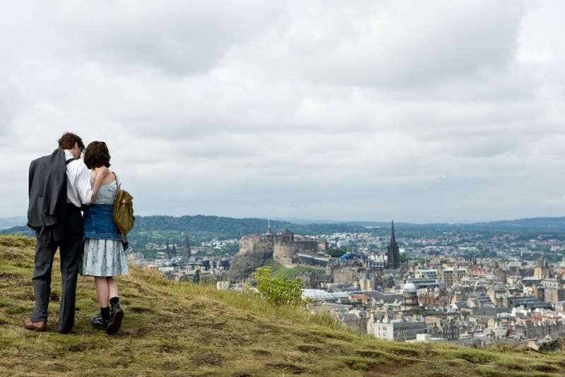 One Day, one of the top films set in Edinburgh