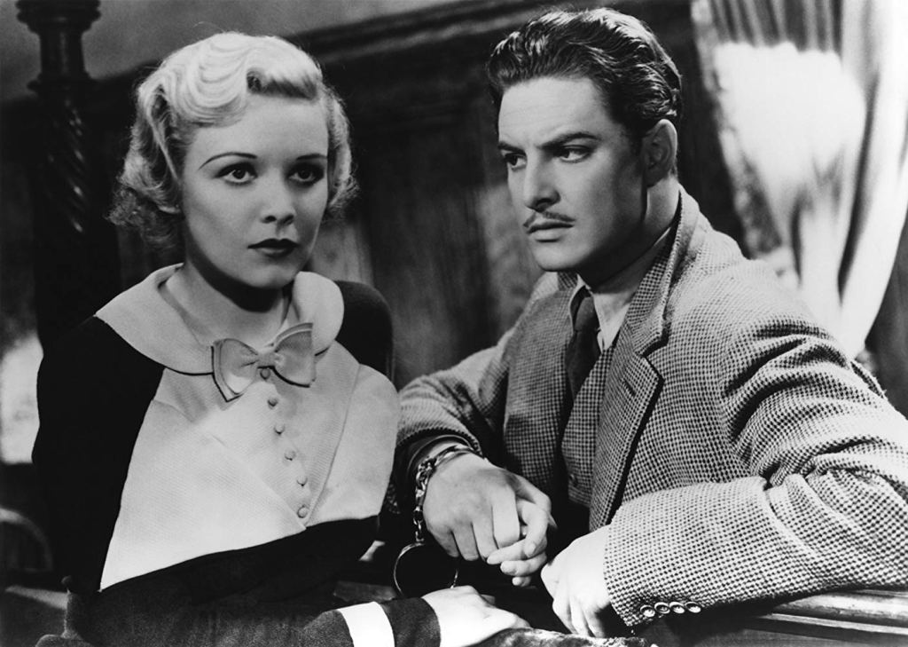 The 39 Steps, one of the best films set in Scotland